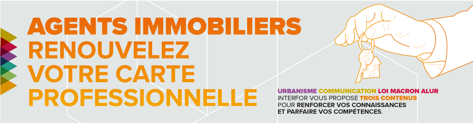 Formation immobilier - Interfor Formation Continue